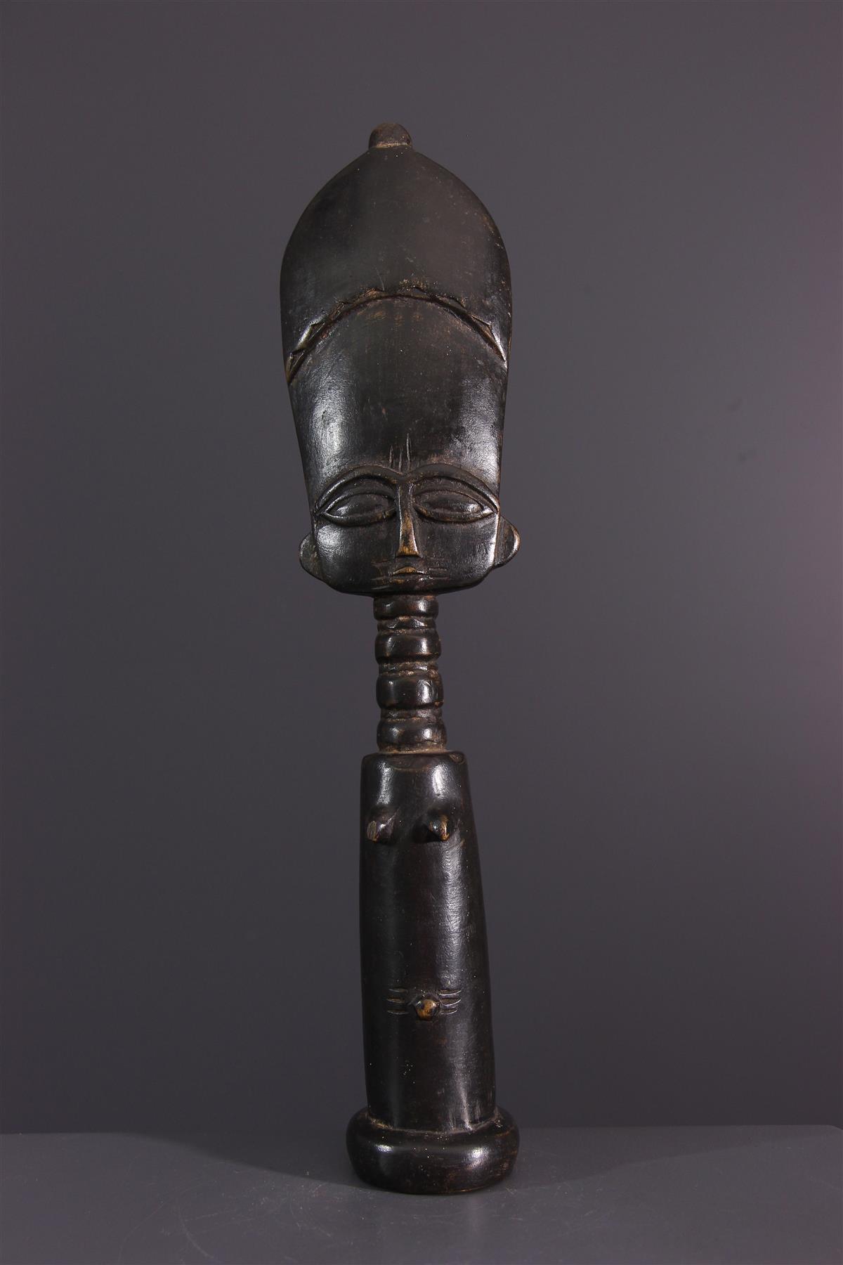 Statue Fanti - Art africain