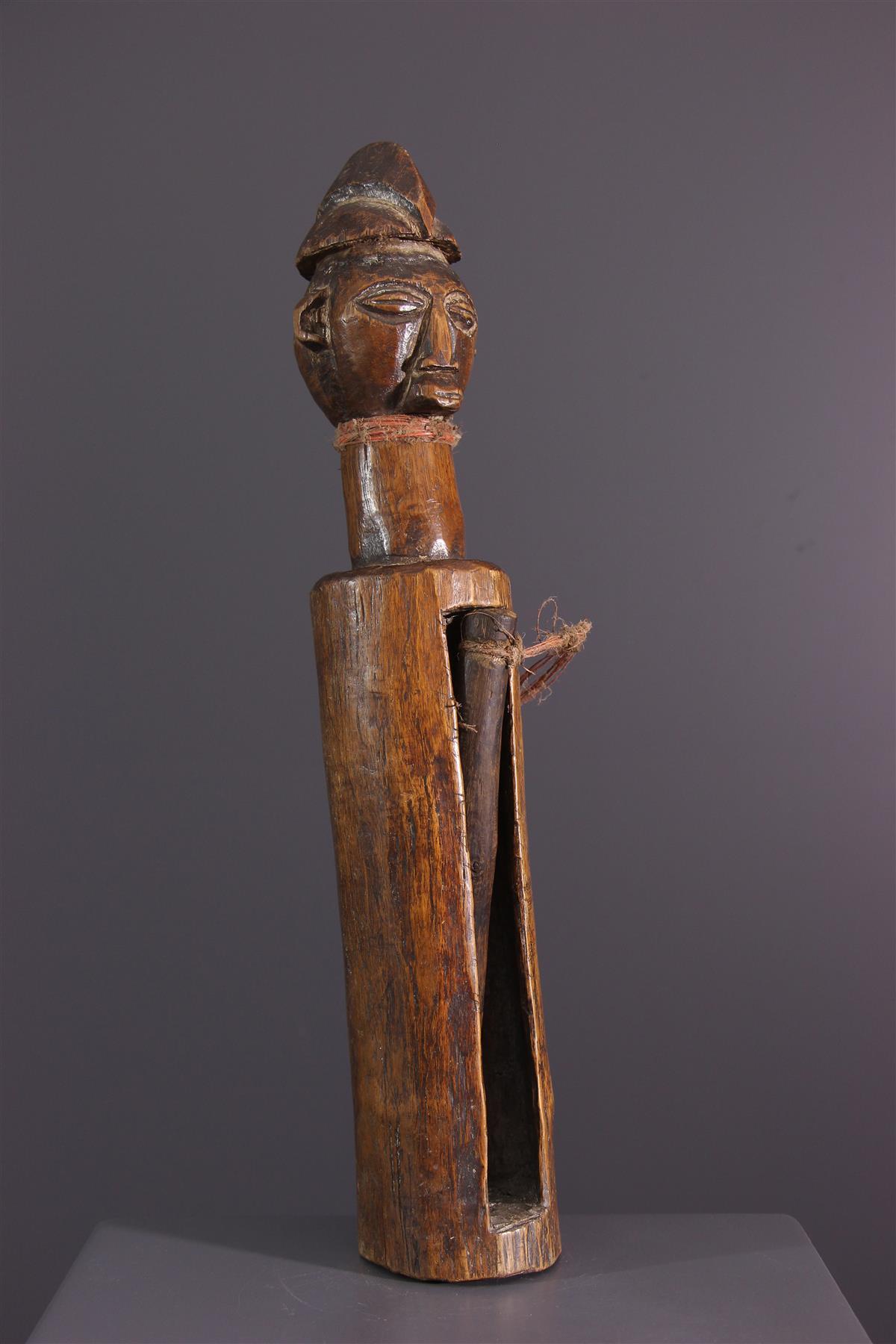 Tambour Yaka - Art africain