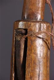 Instruments de musique, harpes, djembe Tam TamTambour Yaka