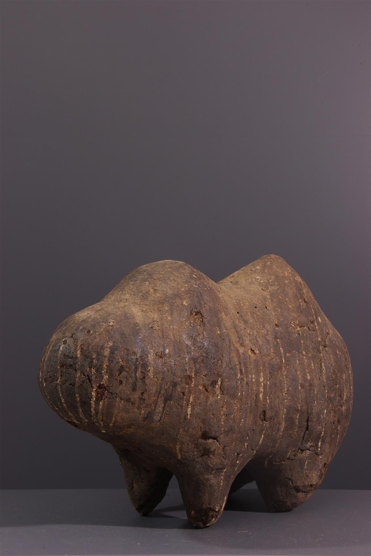Statue Boli - Art africain