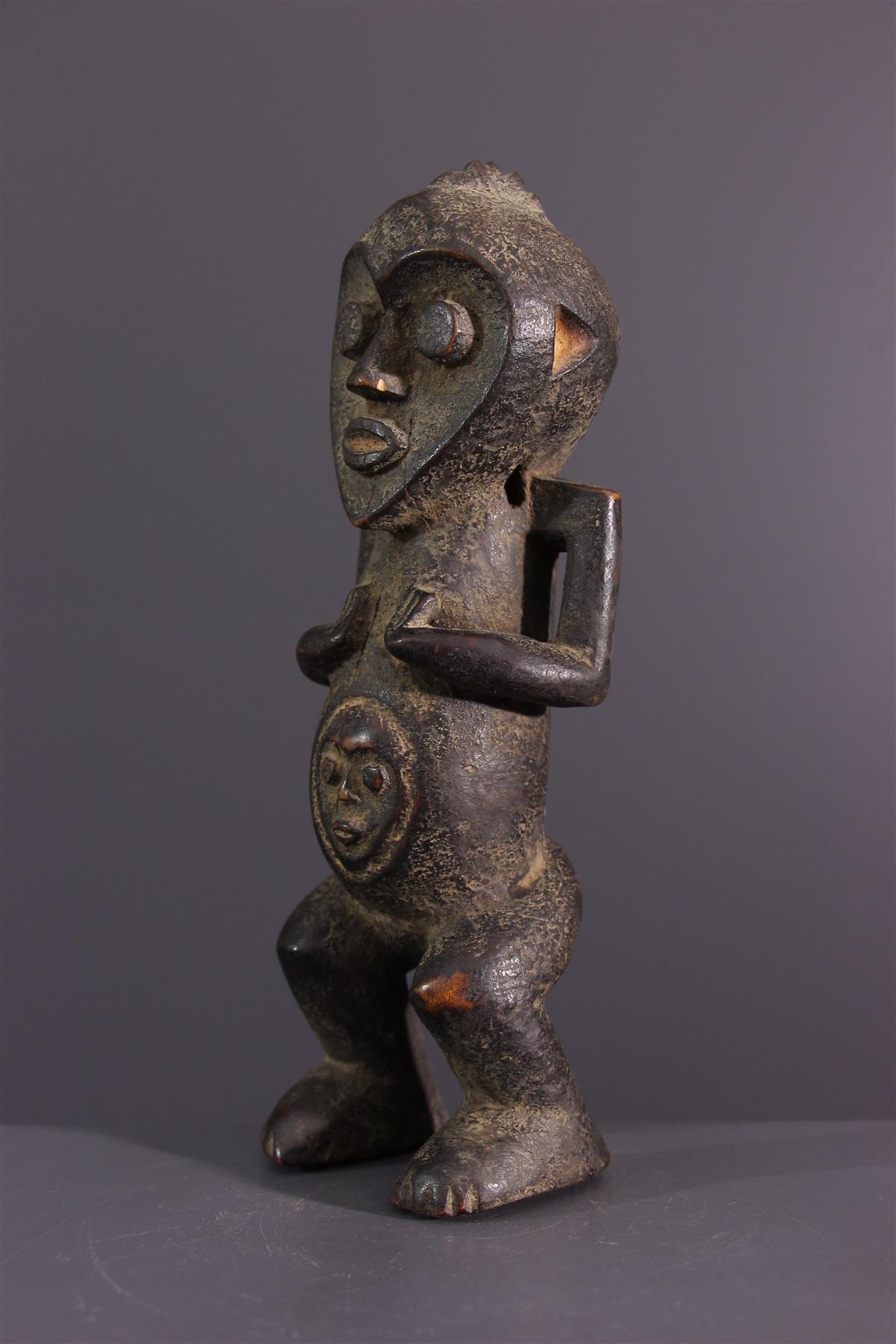 Statuette Tadep - Art africain