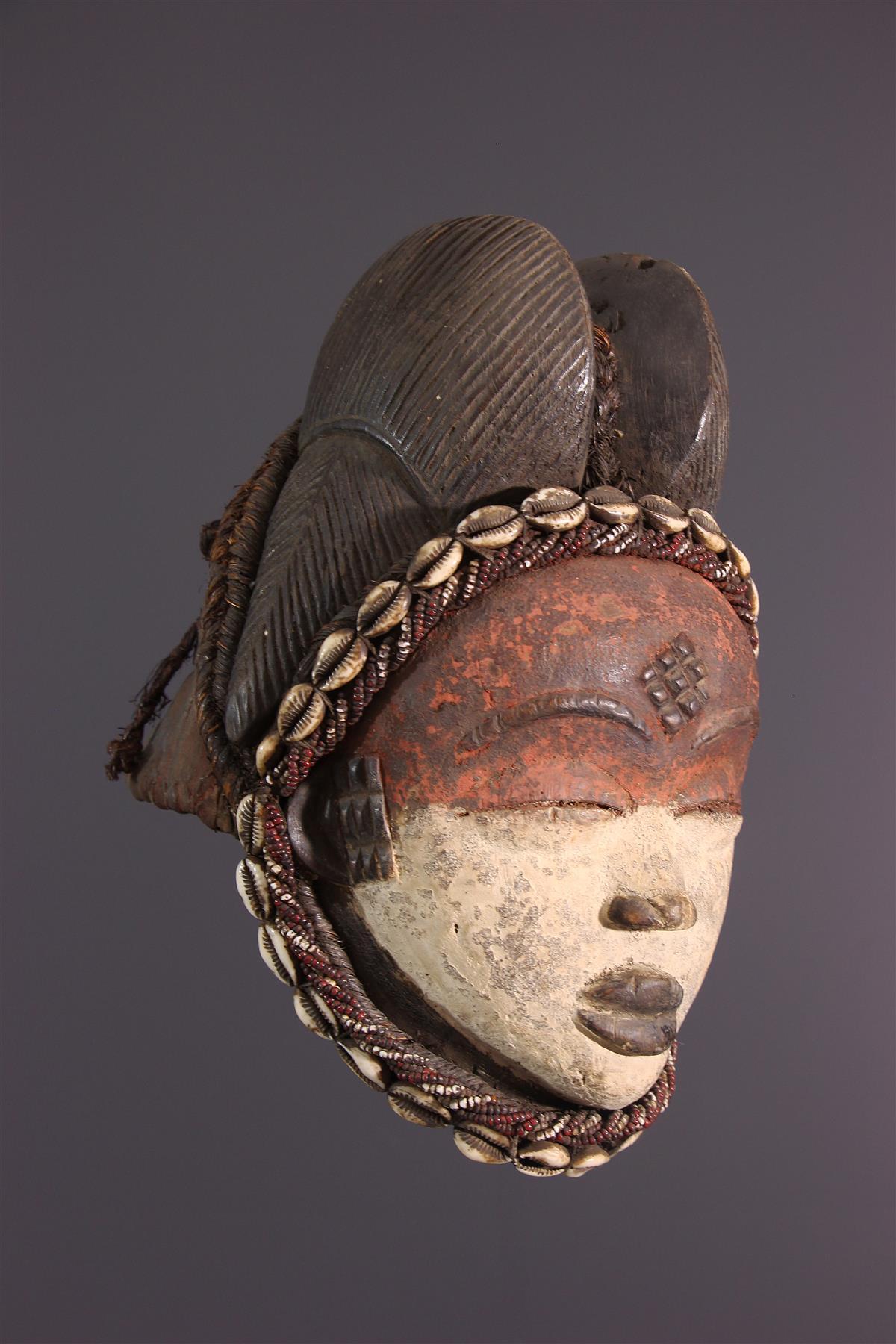 Masque Gabon - Art africain