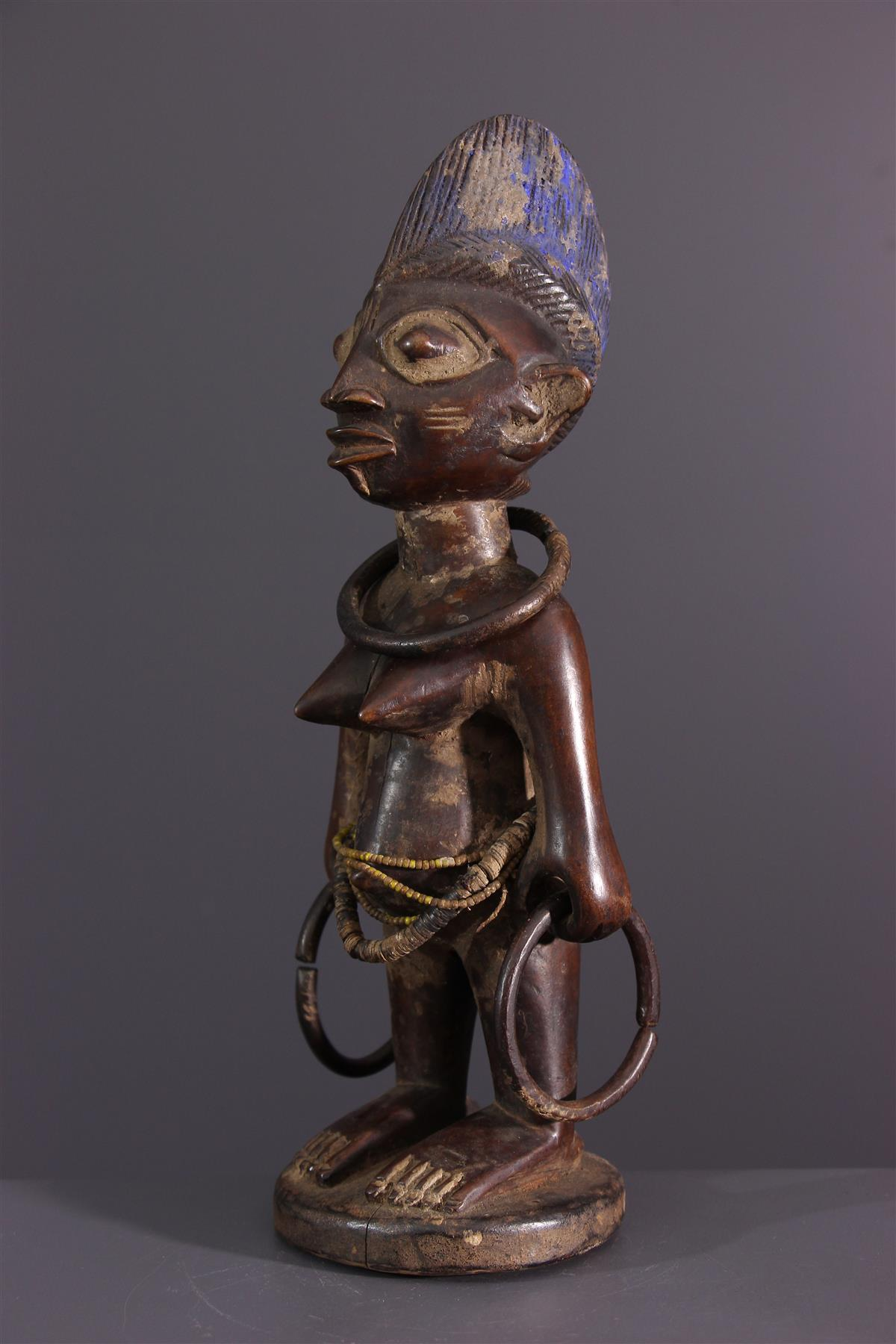 Statue Nigéria - Art africain