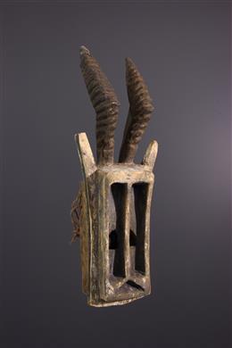 Art africain - Masque Dogon Walu