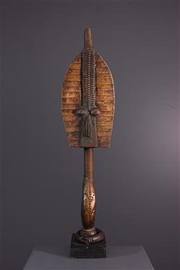 Figure de reliquaire Kota Mahongwé