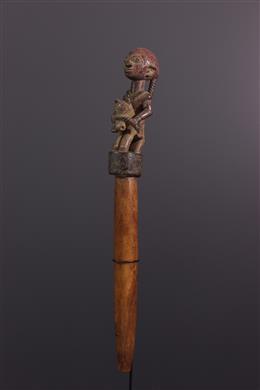 Sceptre cavalier Yoruba