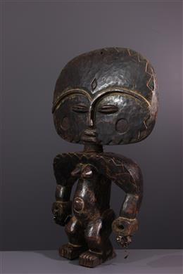 Statue de fécondité Ashanti