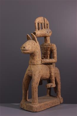 Cavalier Bobo du Mali
