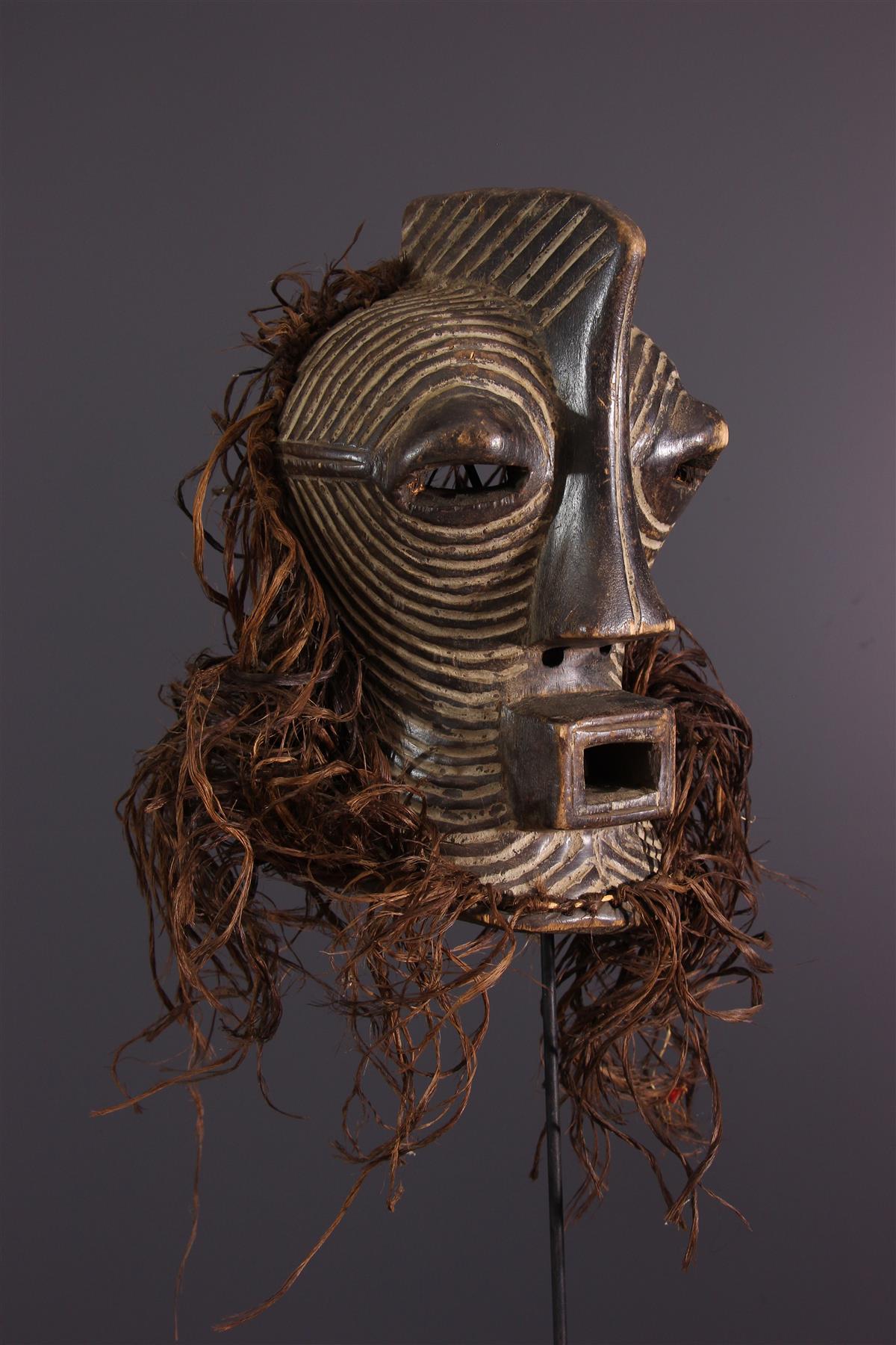 Masque Sognye - Art africain