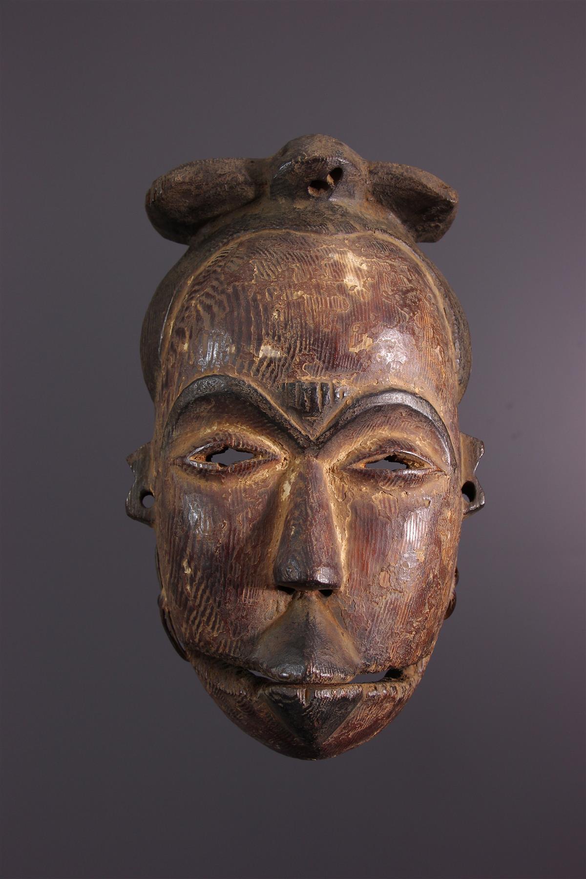 Masque Ogoni - Art africain