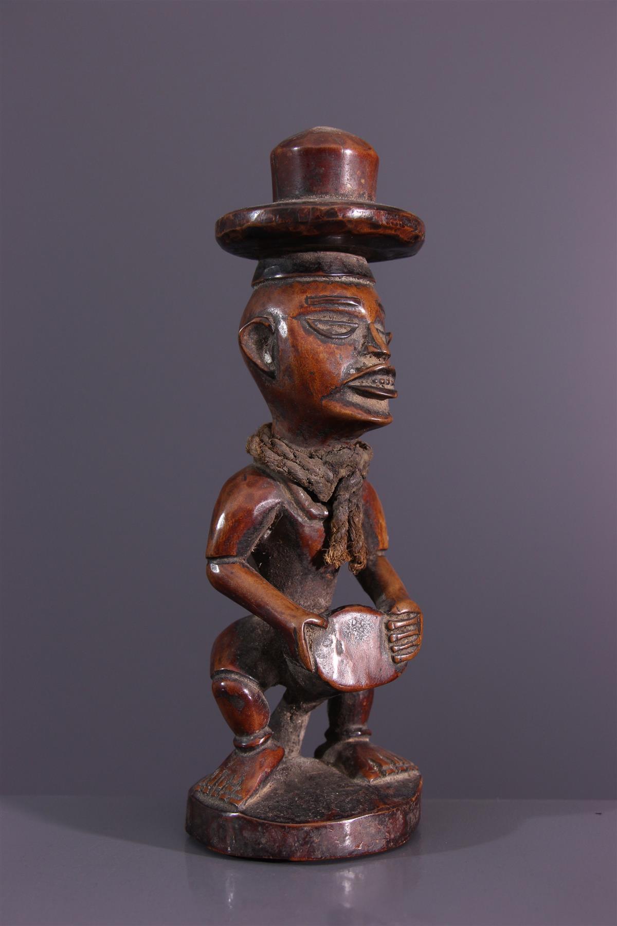 Statuette - Art africain