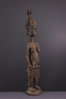 Figure sculptée Baga Guinée