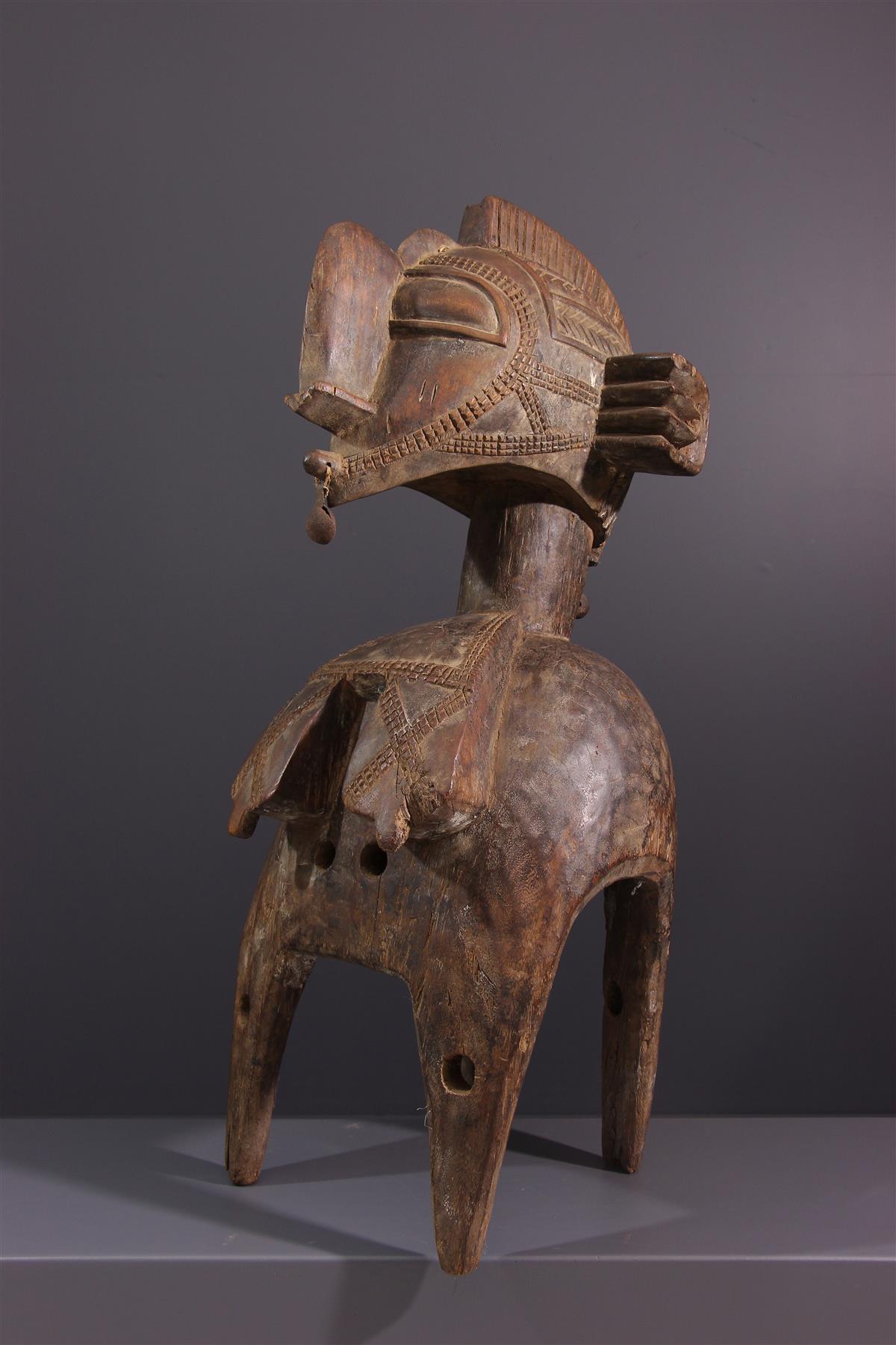 Masque Baga - Art africain
