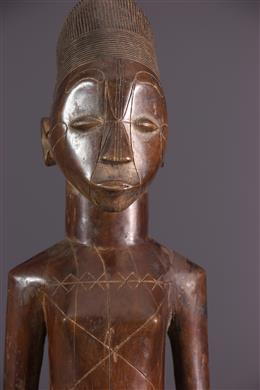 Statue Mangbetu Nebeli