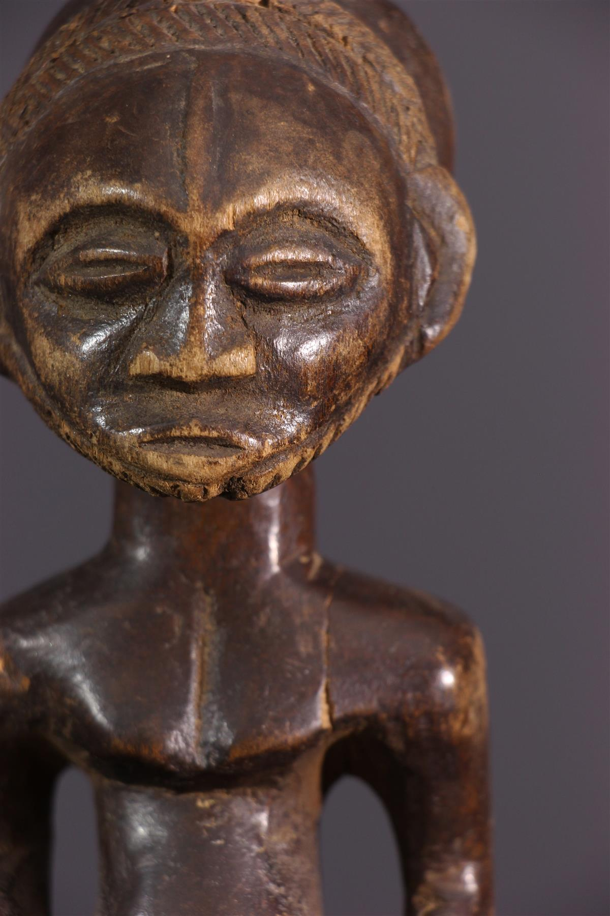 Statuette hemba - Art africain