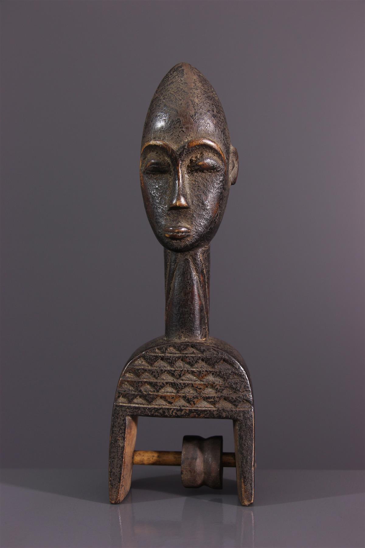 Etrier Baoulé - Art africain