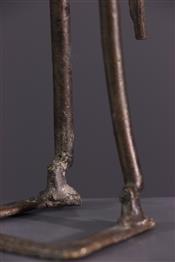 bronze africainStatue Dogon