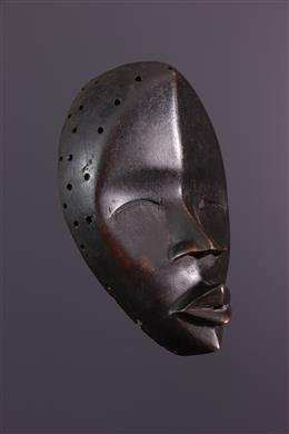 Art africain - Masque de danse Deangle Dan