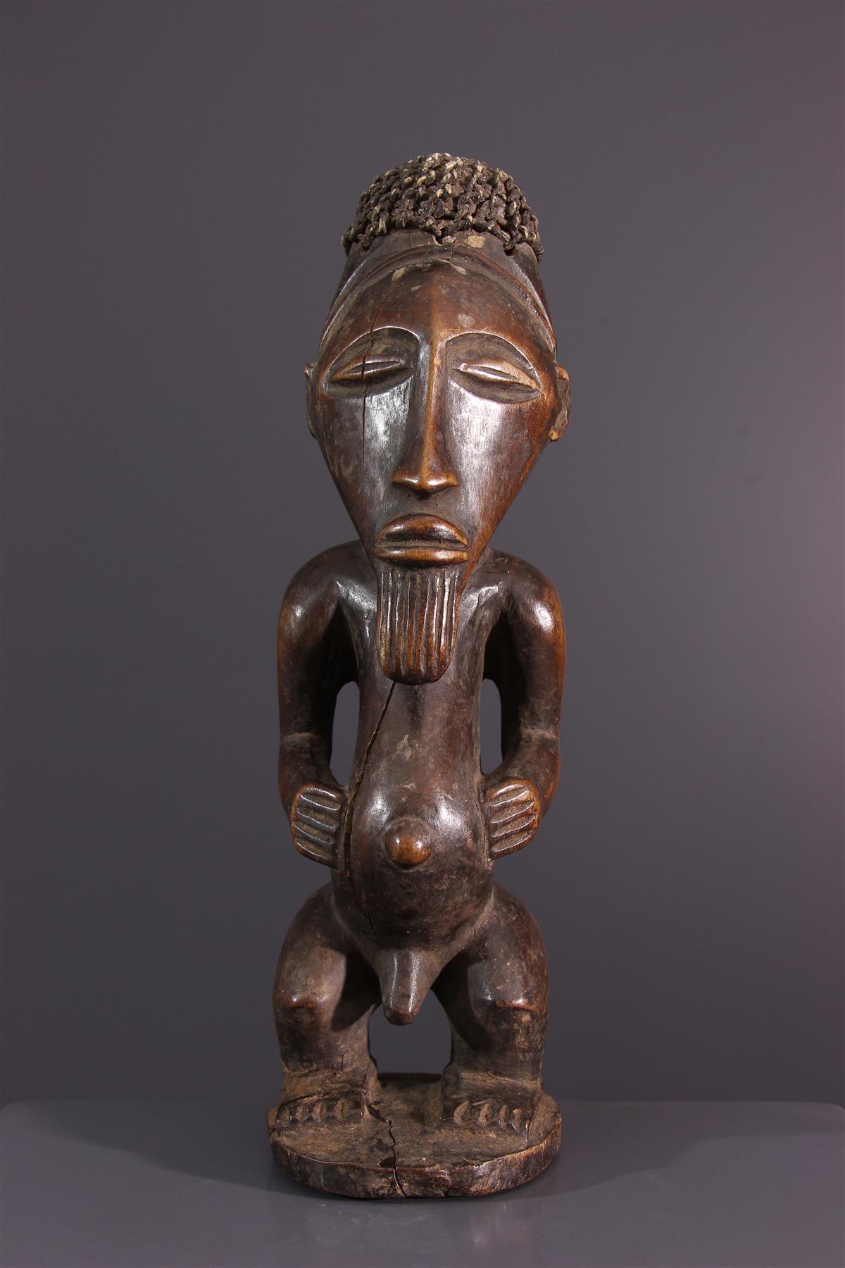 Statue Bassikassingo - Art africain