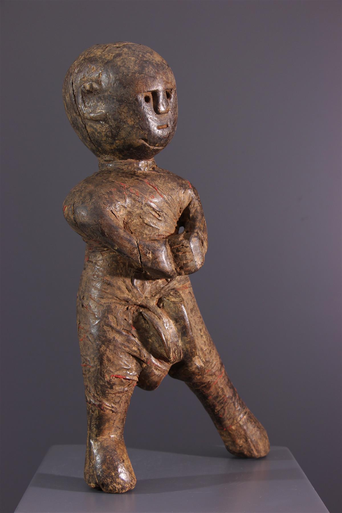 Fétiche Zigua-Paré - Art africain