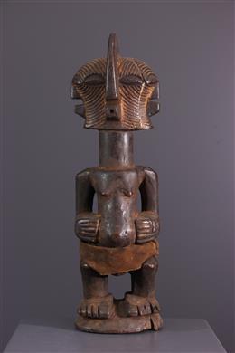 Statue fétiche Songye