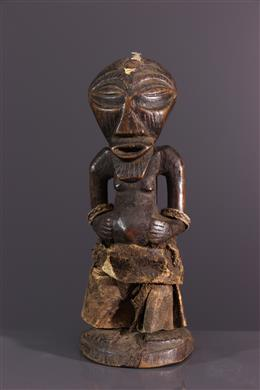 Art africain - Statuette Songye