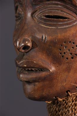 Masque Chokwe / Lwena Pwo