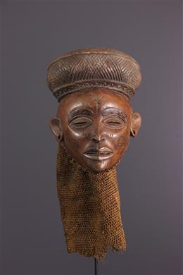 Art africain - Masque Chokwe / Lwena Pwo