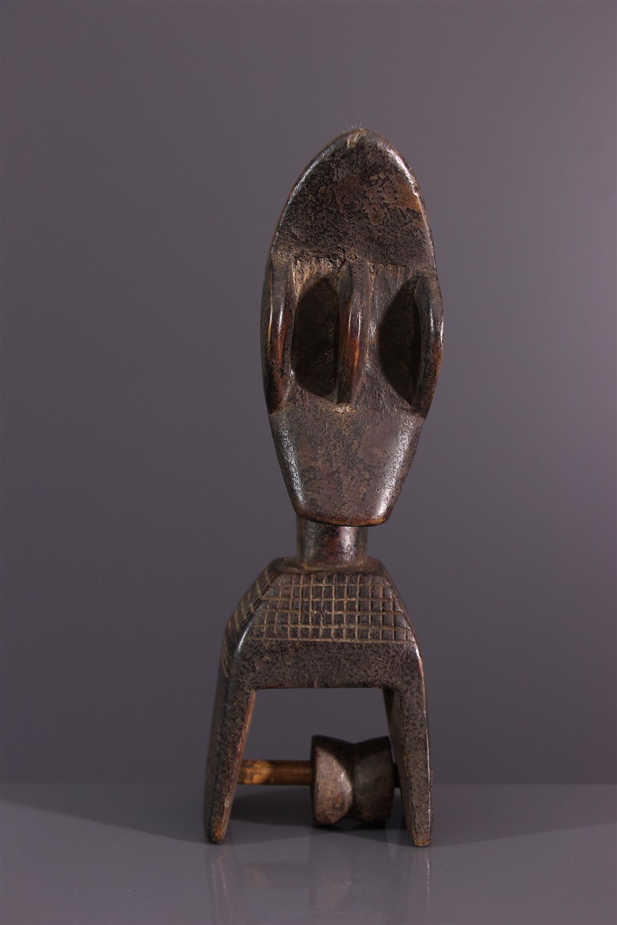 Poulie Kran - Art africain