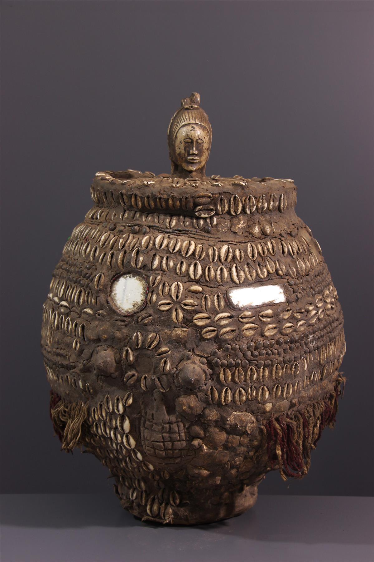 Pot Nalu  - Art africain