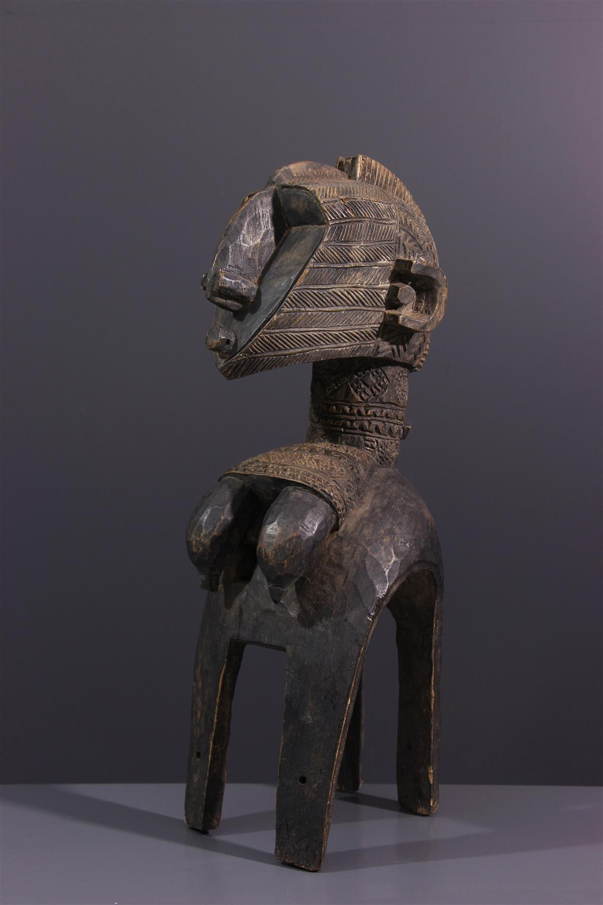 Masque Demba - Art africain