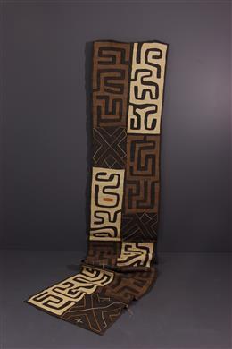 Art africain - Tapis Kuba Ntcak nsueha Bushoong