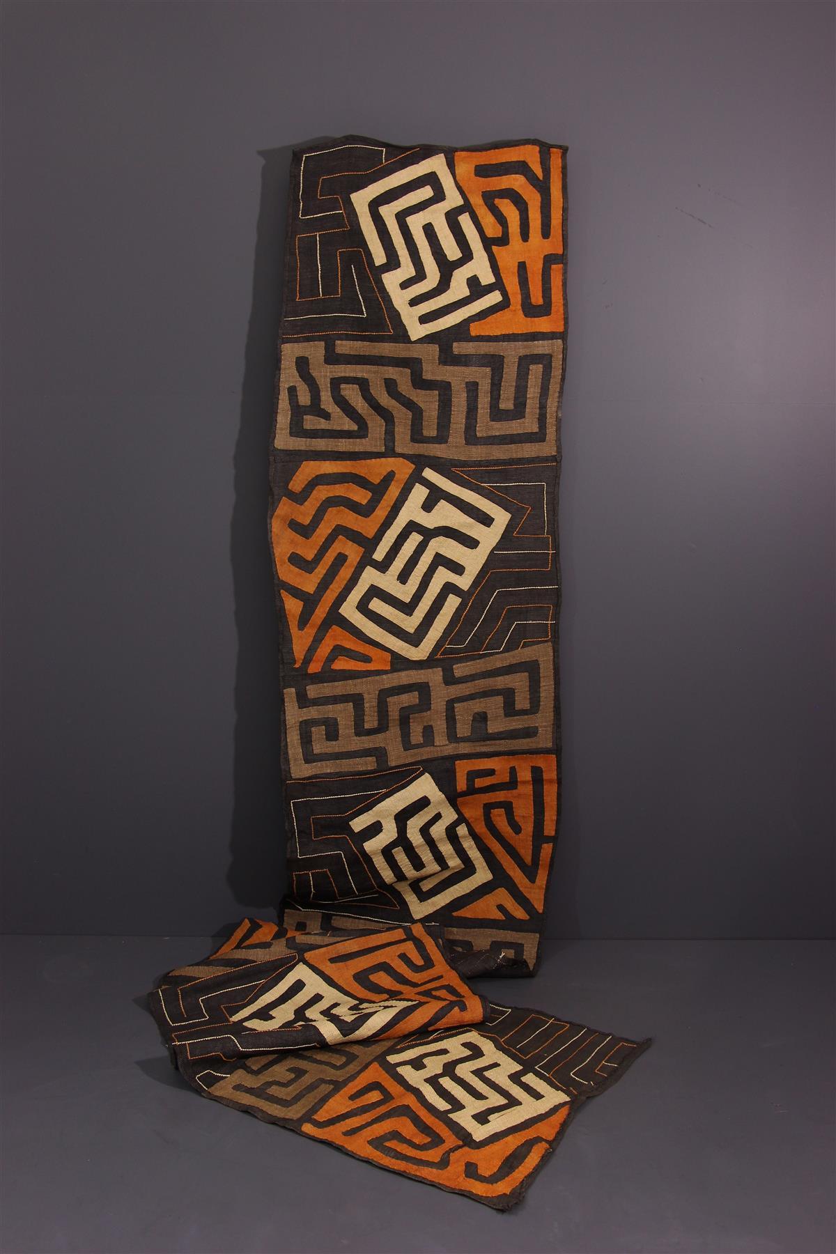 Velours Kuba - Art africain