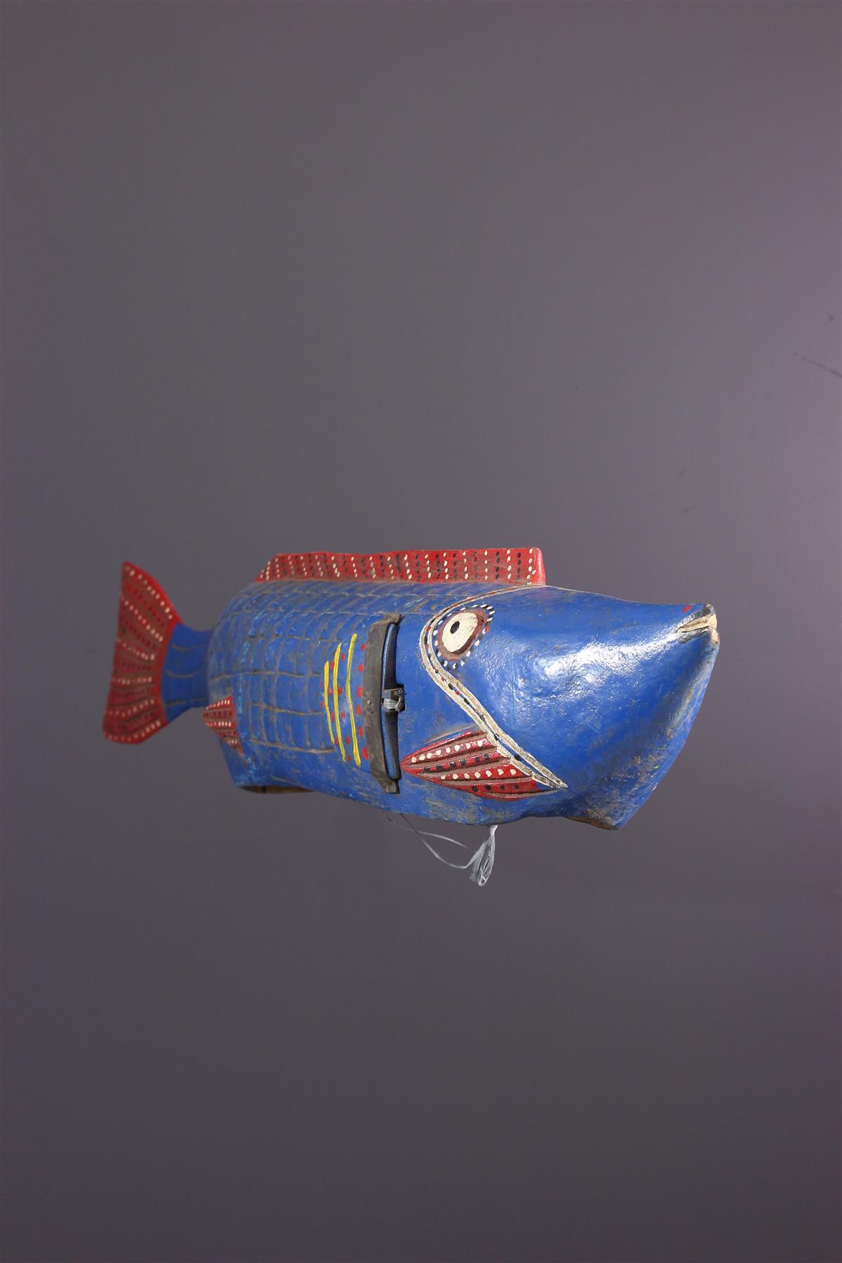 Marionnette Bozo - Art africain
