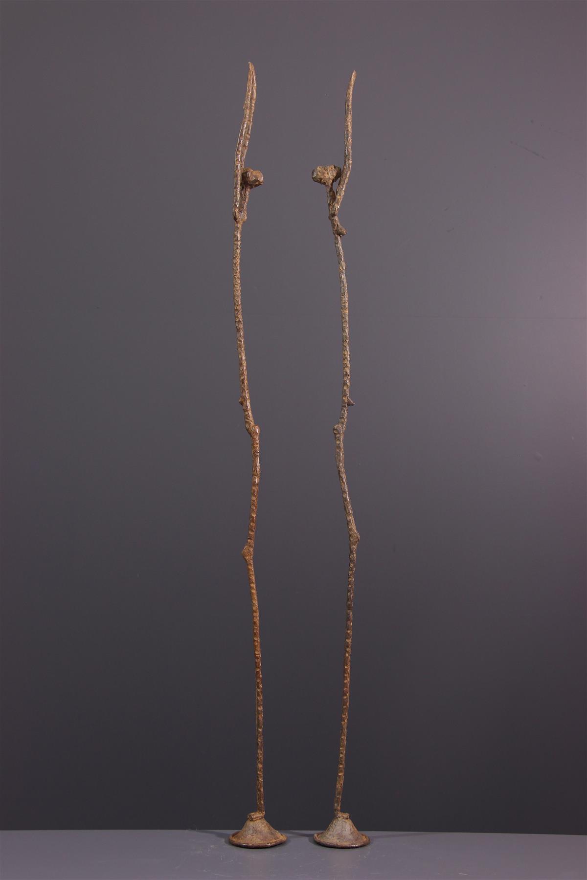 Bronze Dogon - Art africain
