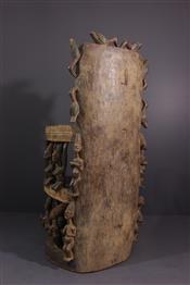 Tabourets, chaises, trônesTrône Yoruba