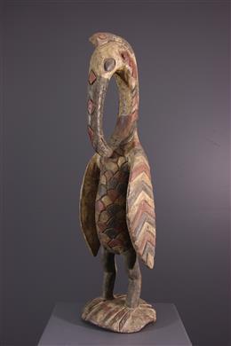 Figure de calao Baga