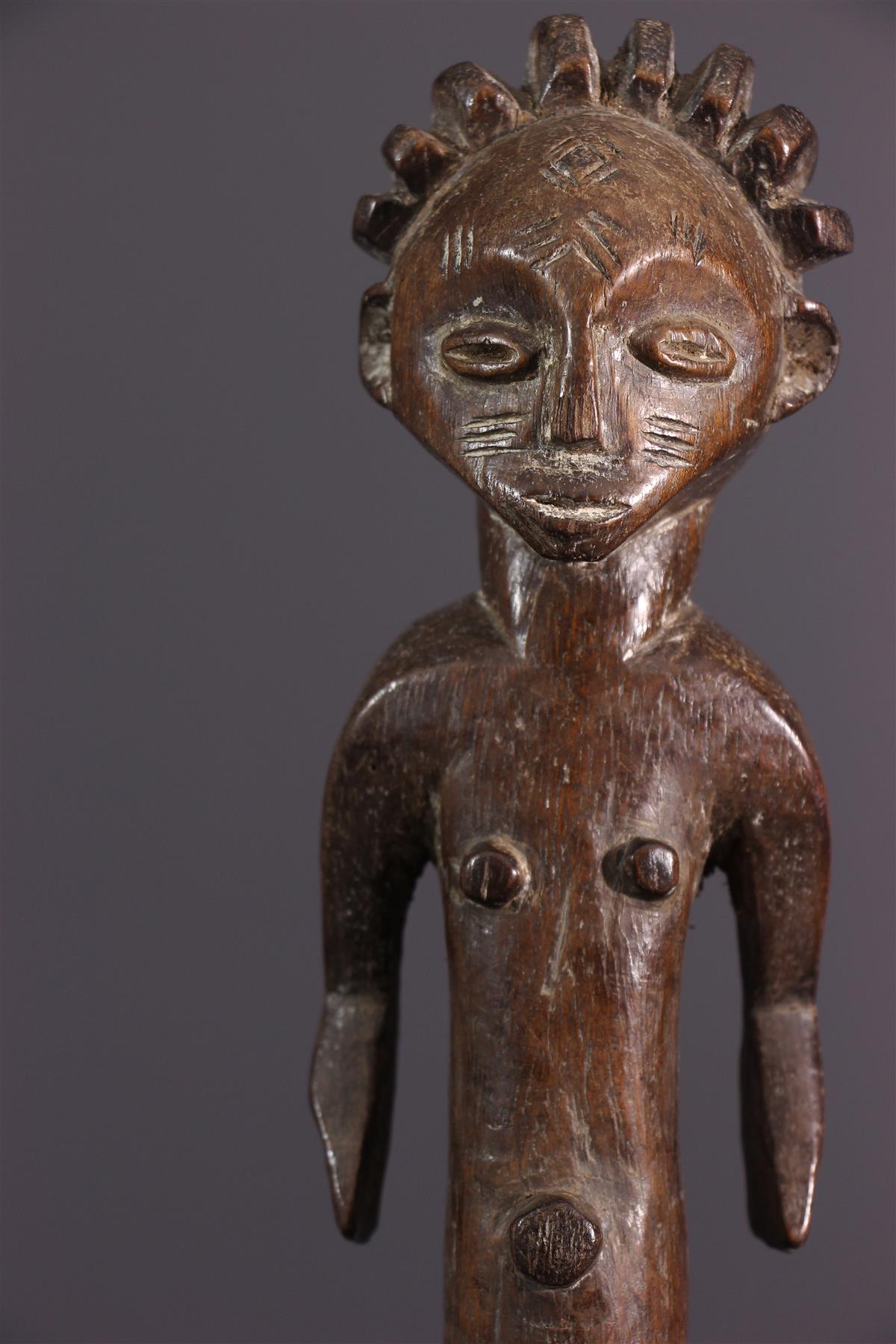 Statue Ngbaka - Art africain