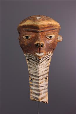 Art africain - Masque Pende Mbuya Kiwoyo