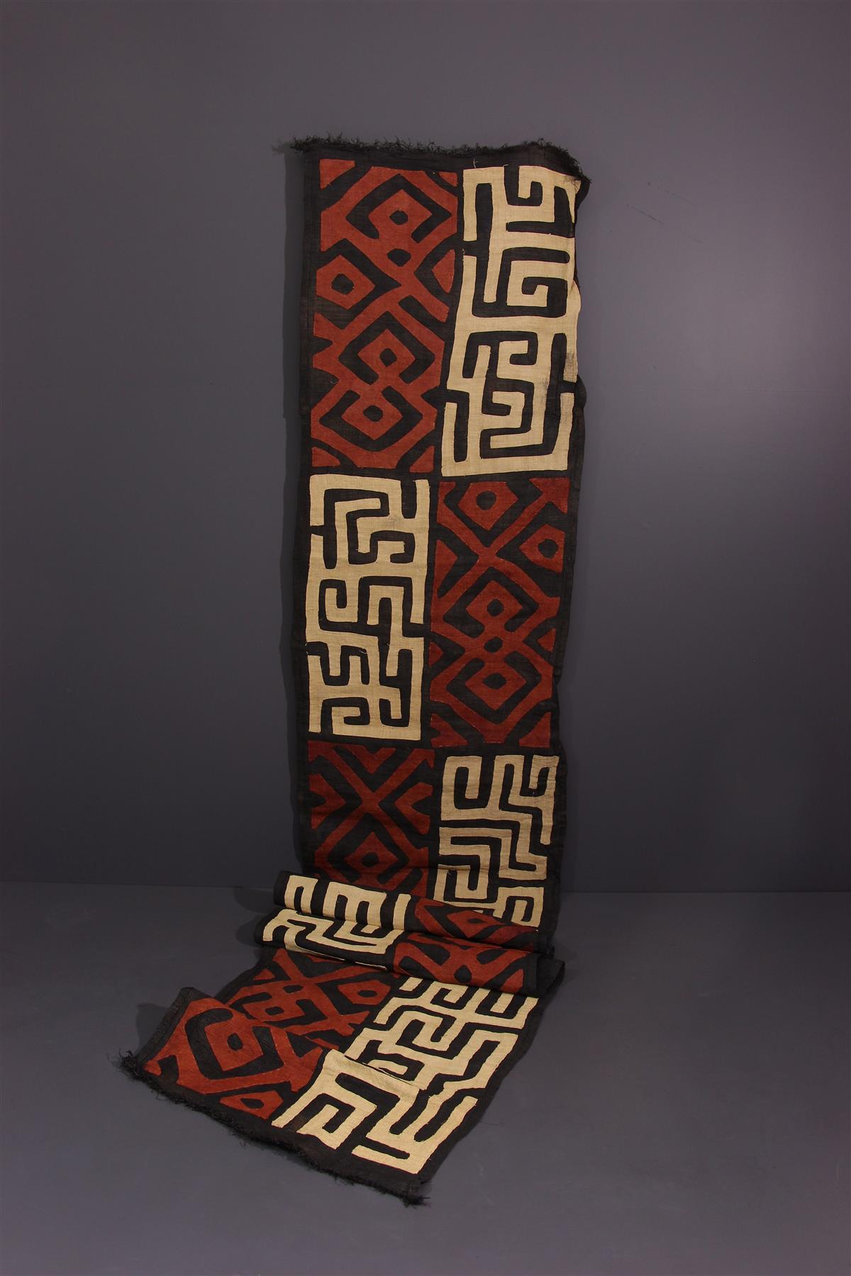 Pagne Kuba - Art africain