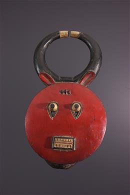 Masque Kplé kplé du Goli