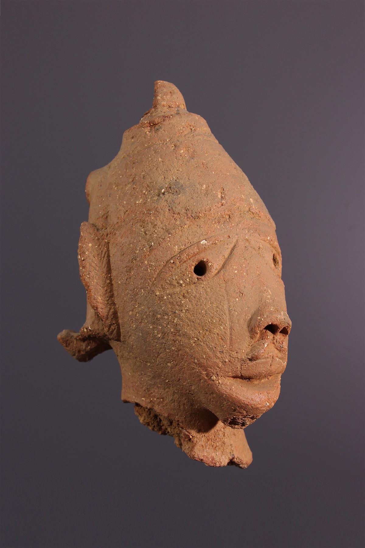 Tête Nok - Art africain