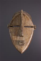 Masque africainMasque Lwalwa