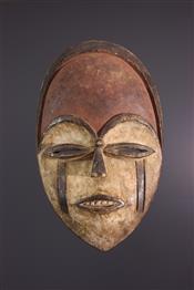 Masque africainMasque Tsogho
