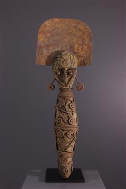 Objet rituel Igbo /Ofo N dichie