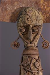 Statues africainesBronze Igbo