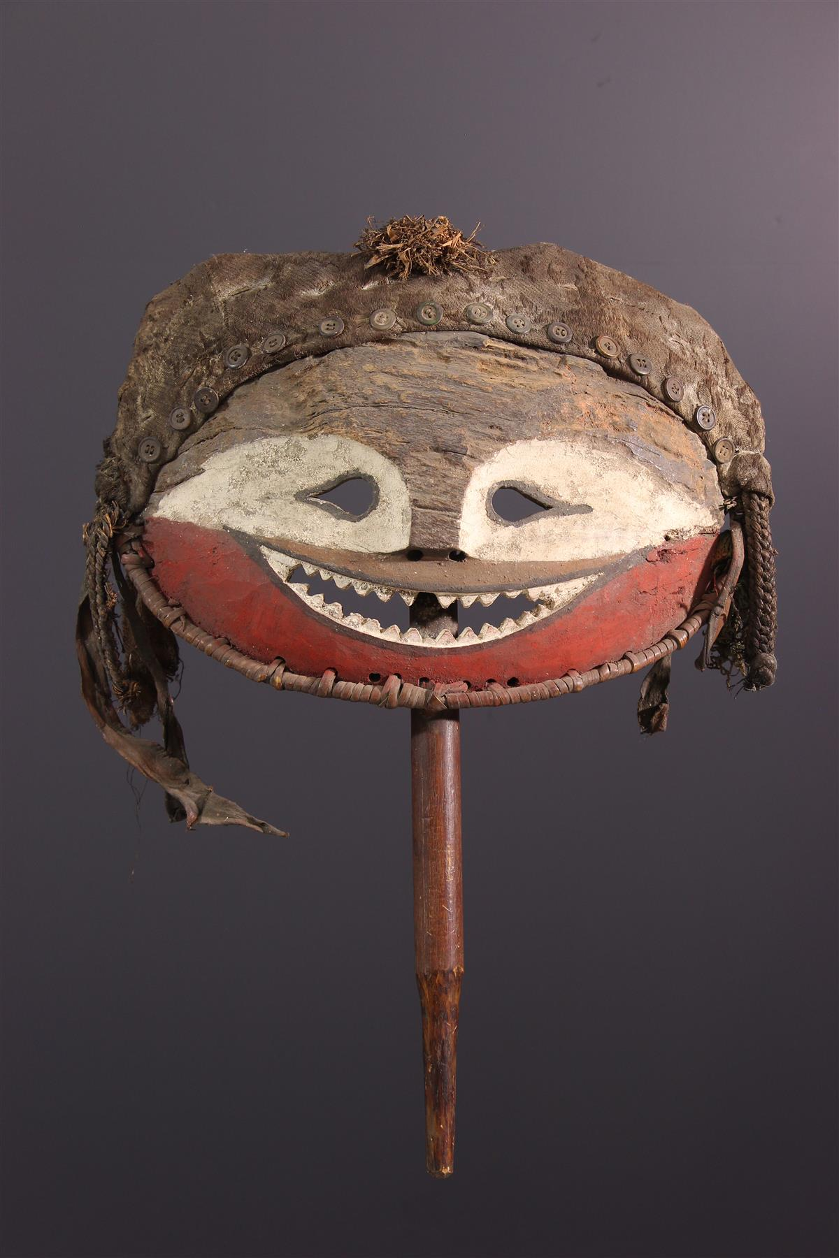 Masque Tanzanie - Art africain