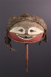 Masque africainMasque Tanzanie