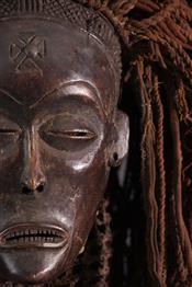 Masque africainMasque Tchokwe