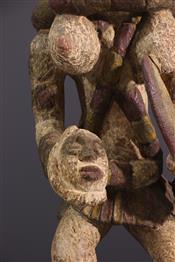 Masque africainCimier Igbo